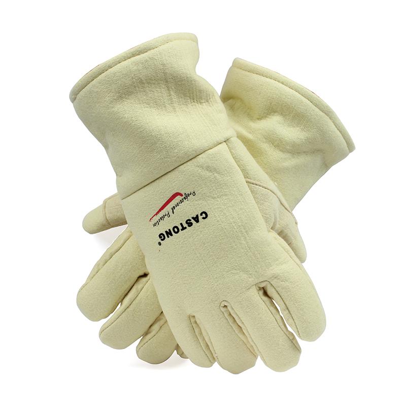 卡司顿ABY-5T-34耐高温500度手套