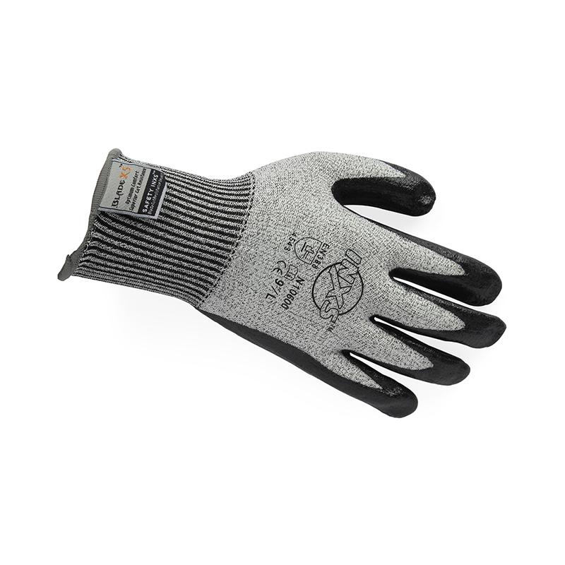赛立特N10600-8丁腈涂层5级防割手套
