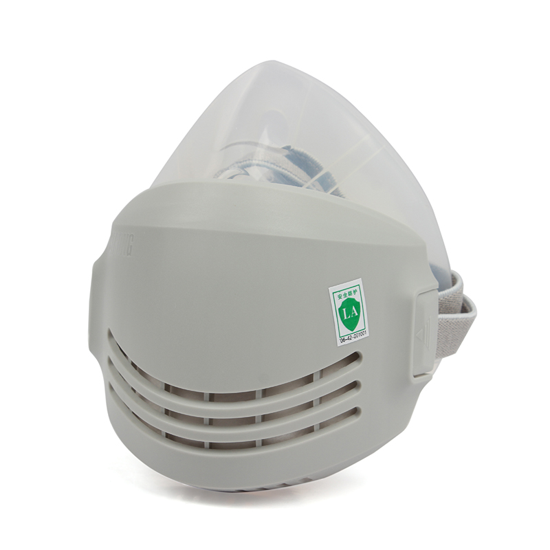 思创ST-AG 硅胶防尘半面罩