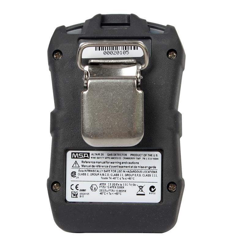 梅思安10161487(国外进口版)天鹰2X 单一气体检测仪 CO(一氧化碳)