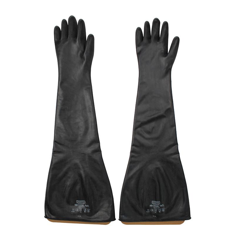 霍尼韦尔8B1532A/9Q丁基合成橡胶手套