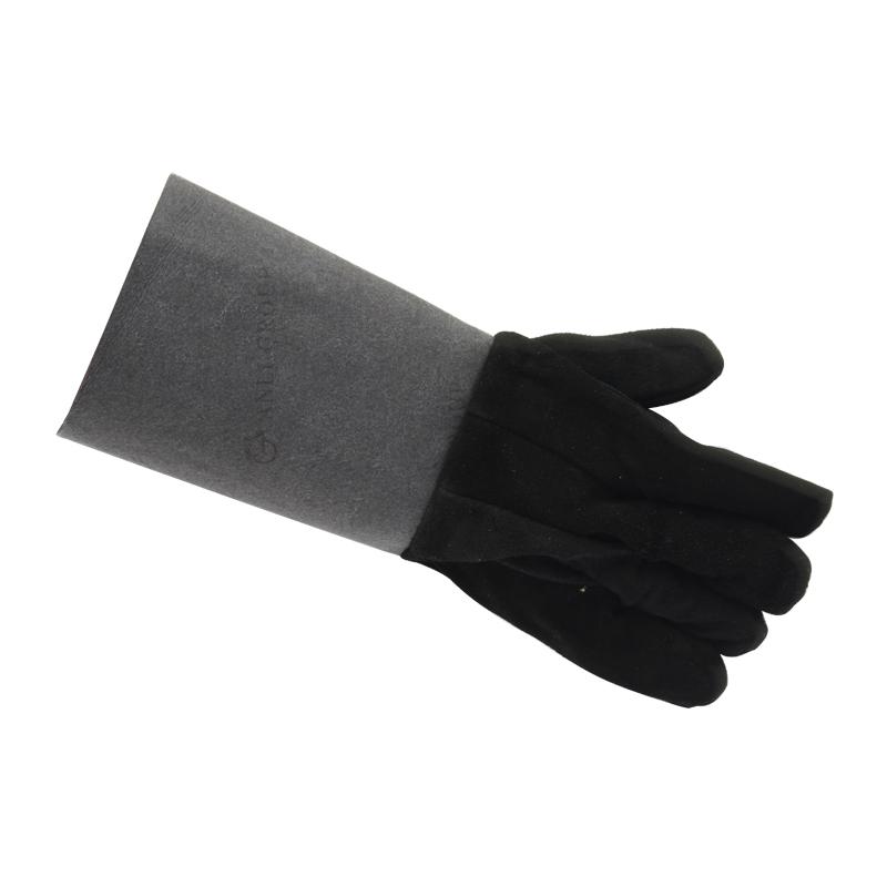 革脖电焊手套(黑)