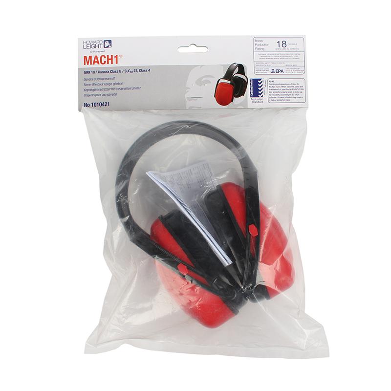 霍尼韦尔1010421 Mach系列耳罩