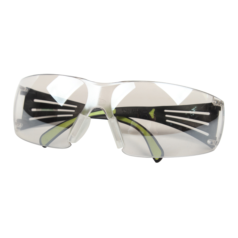3M SF410AS茶色镜面镜片防刮擦 防冲击眼镜