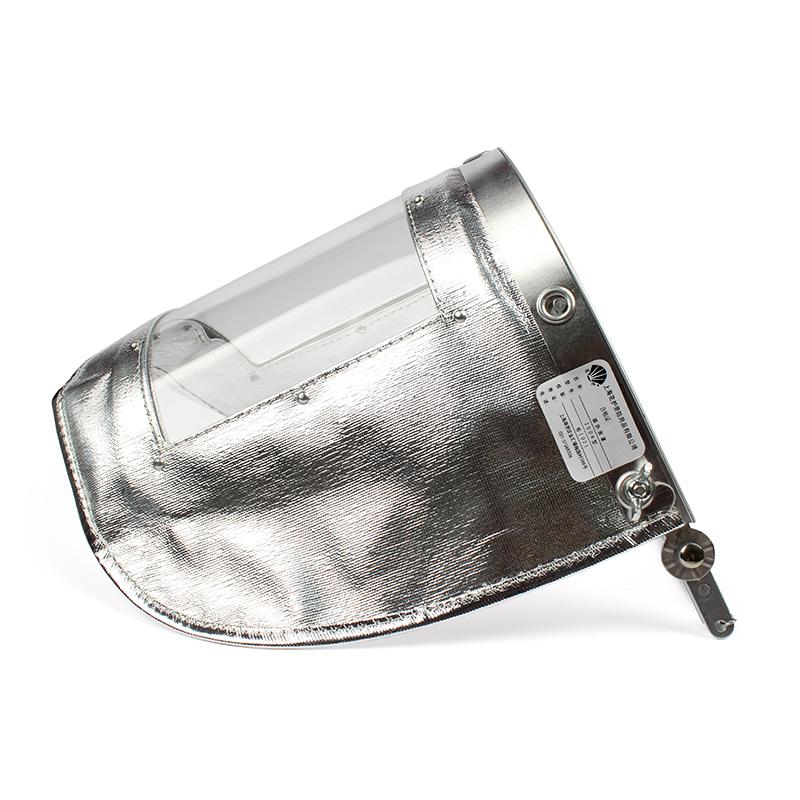 上海花护 2004铝箔隔热面罩