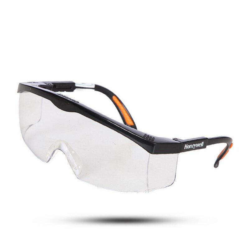 霍尼韦尔100110 S200A亚博体育APP官网眼镜(黑架)