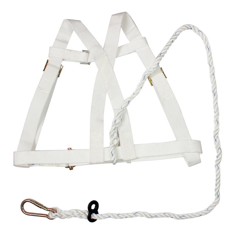 建钢680112双背安全带