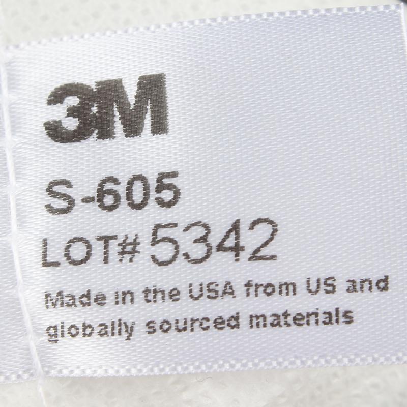 3M S-605颈箍式单头罩(S655配件)