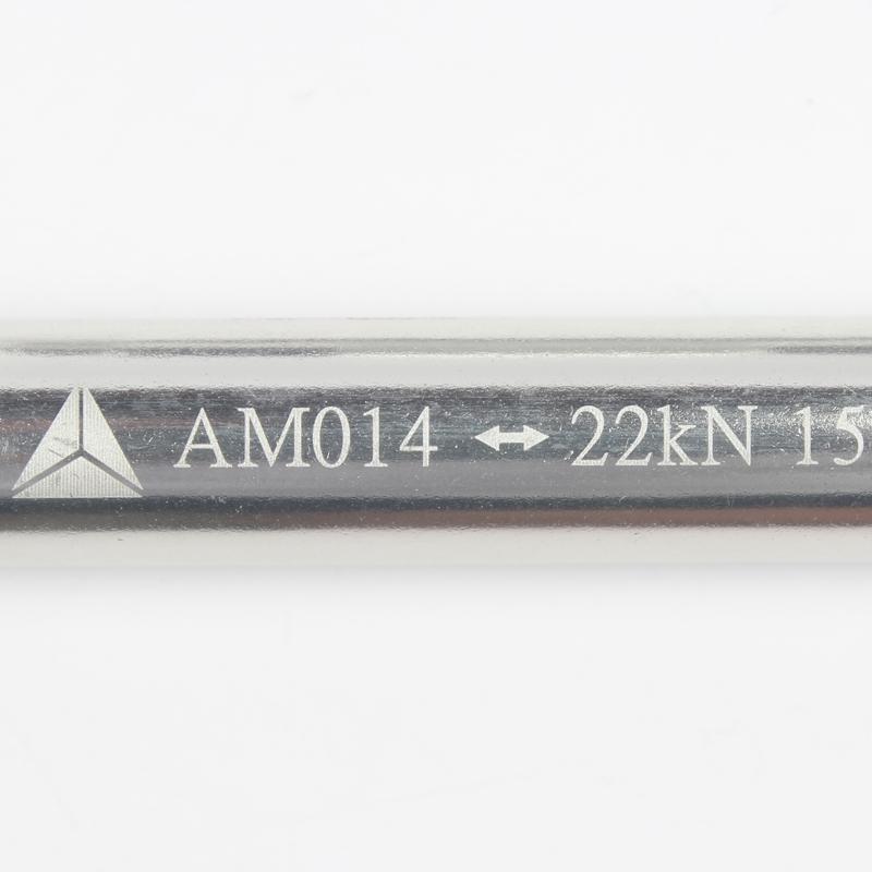 代尔塔508014 AM014铝制自锁D型钩