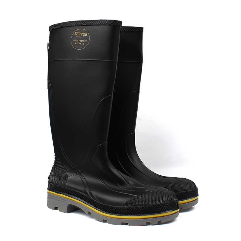 霍尼韦尔75109-6防化靴38(6号)