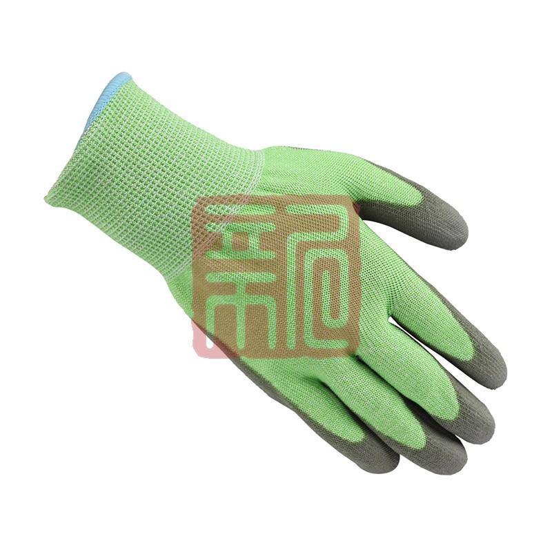 霍尼韦尔NEO45755GCN  NEOCUT5聚氨酯PU涂层HPPE5级防割手套封面