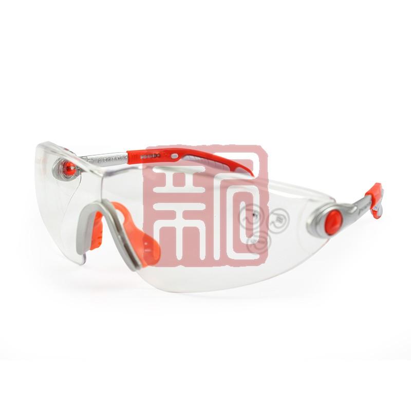 代尔塔101116 VULCANO2 CLEAR时尚型安全眼镜透明封面