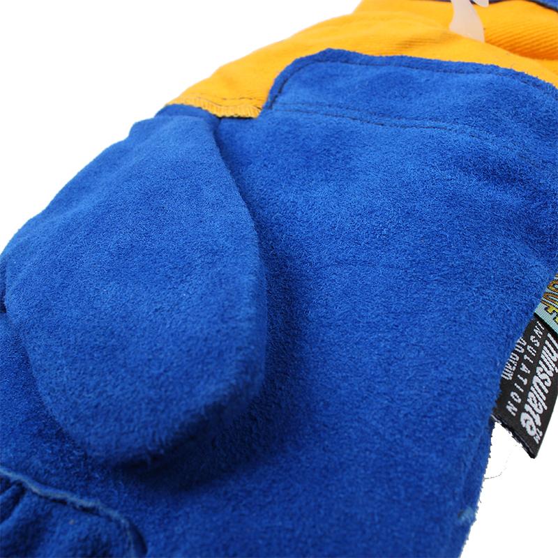 霍尼韦尔 70/6465NK 皮质耐低温手套-38℃