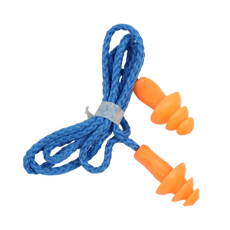 固安捷H8330圣诞树型 带线耳塞