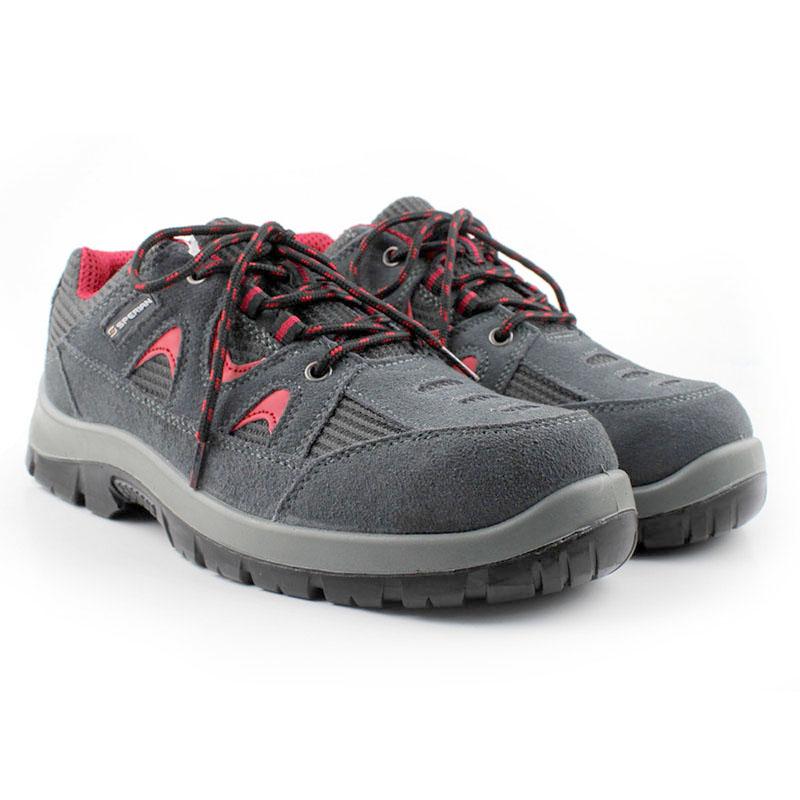 霍尼韦尔2010512 TRIPPER防静电安全鞋红色