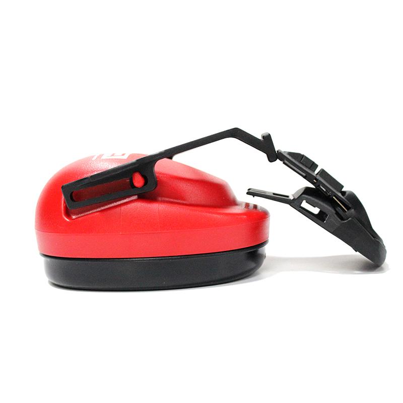 梅思安 SOR14012 XLS超轻型头盔式防噪音耳罩