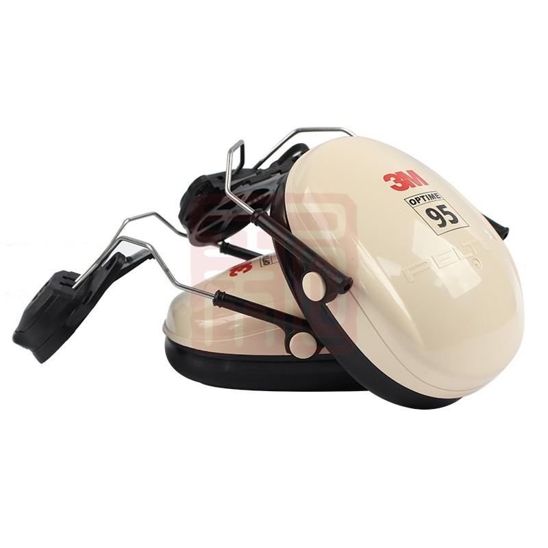 3M PELTOR H6P3E 挂安全帽式耳罩封面