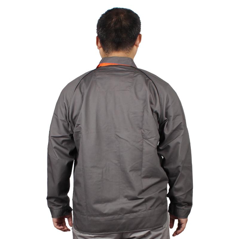 代尔塔405108 M2VES夹克工装 灰色
