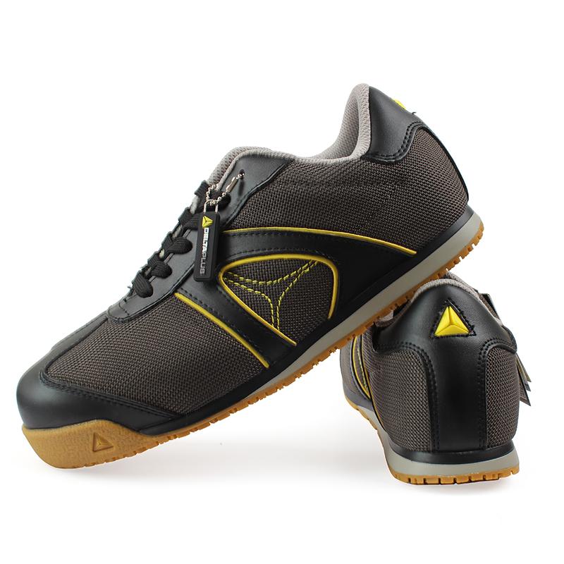 代尔塔301341 D-SPIRIT MESH S1P低帮轻便透气安全鞋36