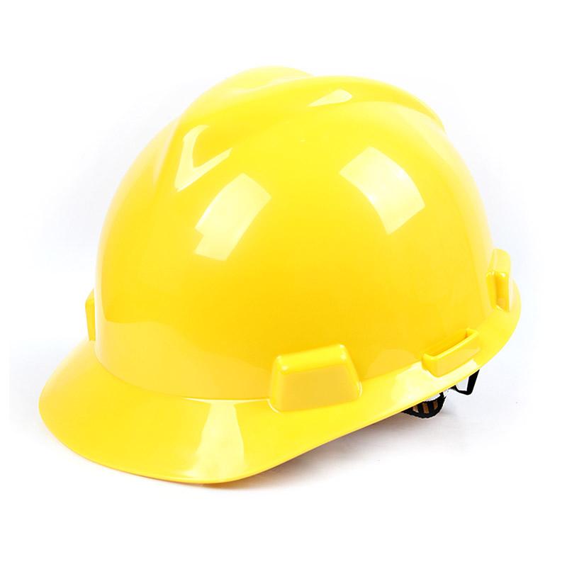 梅思安 9121418标准型ABS安全帽轻旋风帽衬针织布吸汗带D型下颌带
