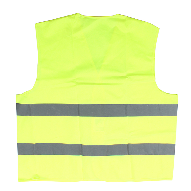 代尔塔 404401 GILP2反光马甲 黄色