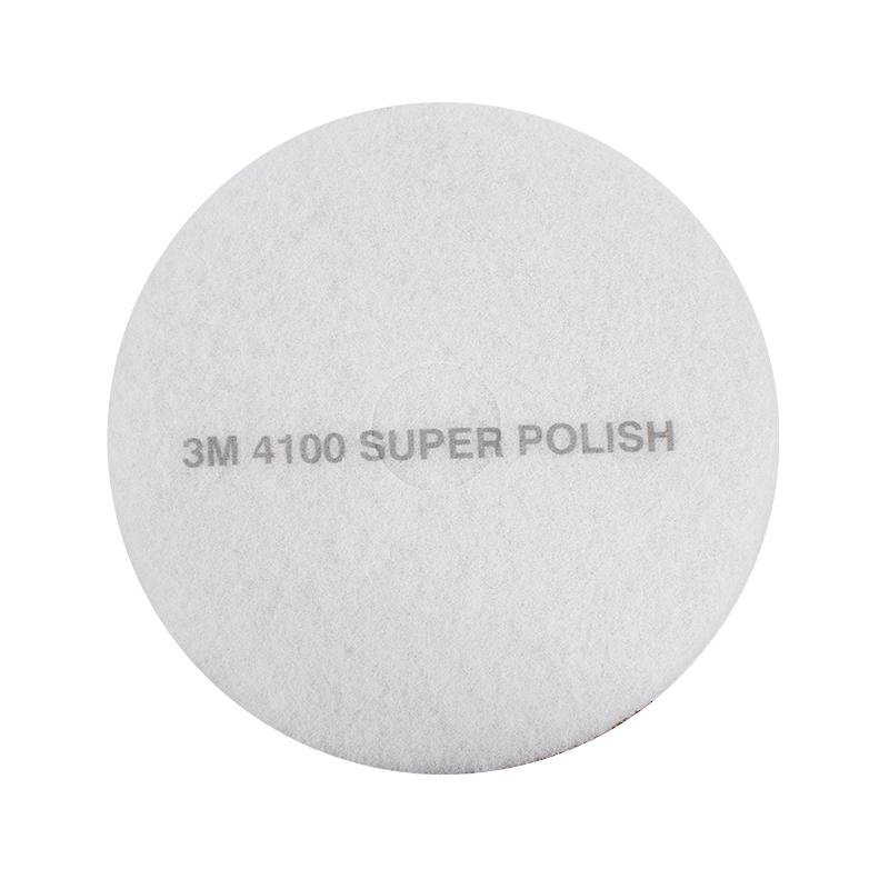 3M 4100白色抛光垫