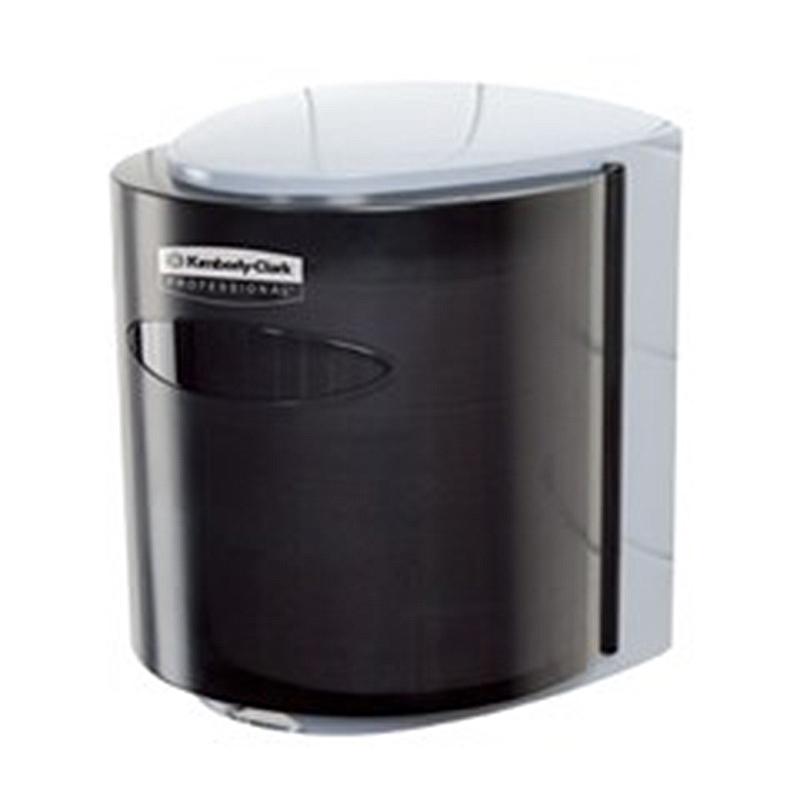 金佰利09989 KCP*中央抽取式擦手纸架(黑色)