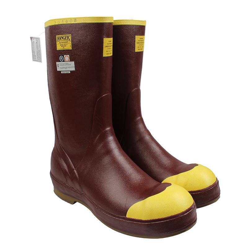 霍尼韦尔R6130-10红色电力伤害亚博体育APP官网派克靴10
