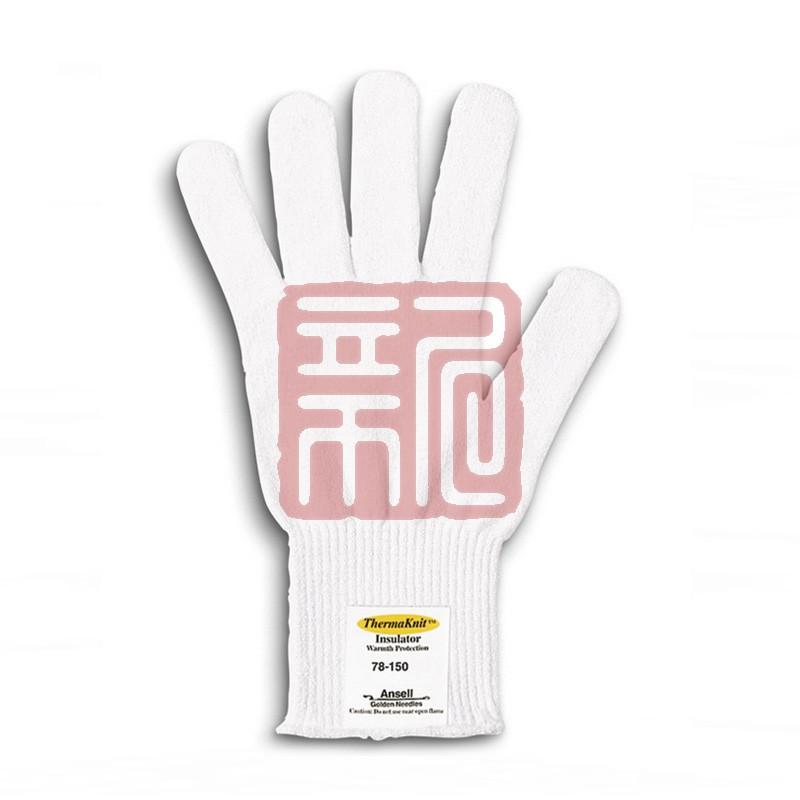 安思尔Ansell 78-150 Dacron纤维防寒手套 均码封面