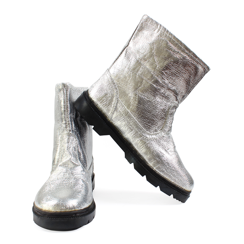 劳卫士LWS-025铝箔隔热靴39