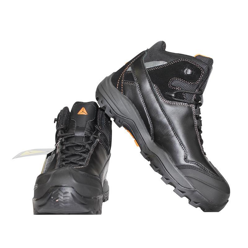 代尔塔301336 TW400 S3 HRO CI高帮安全鞋黑色 35