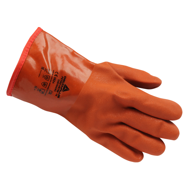 代尔塔 201760防寒硫化手套VE760(停产)