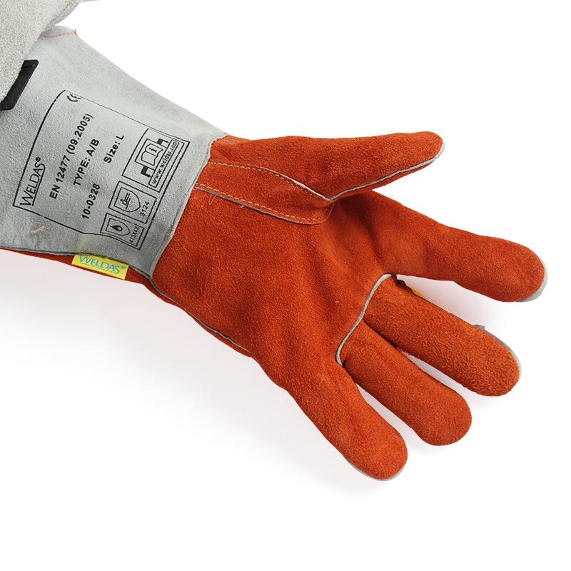 威特仕 10-0328 灰色袖直拇指款