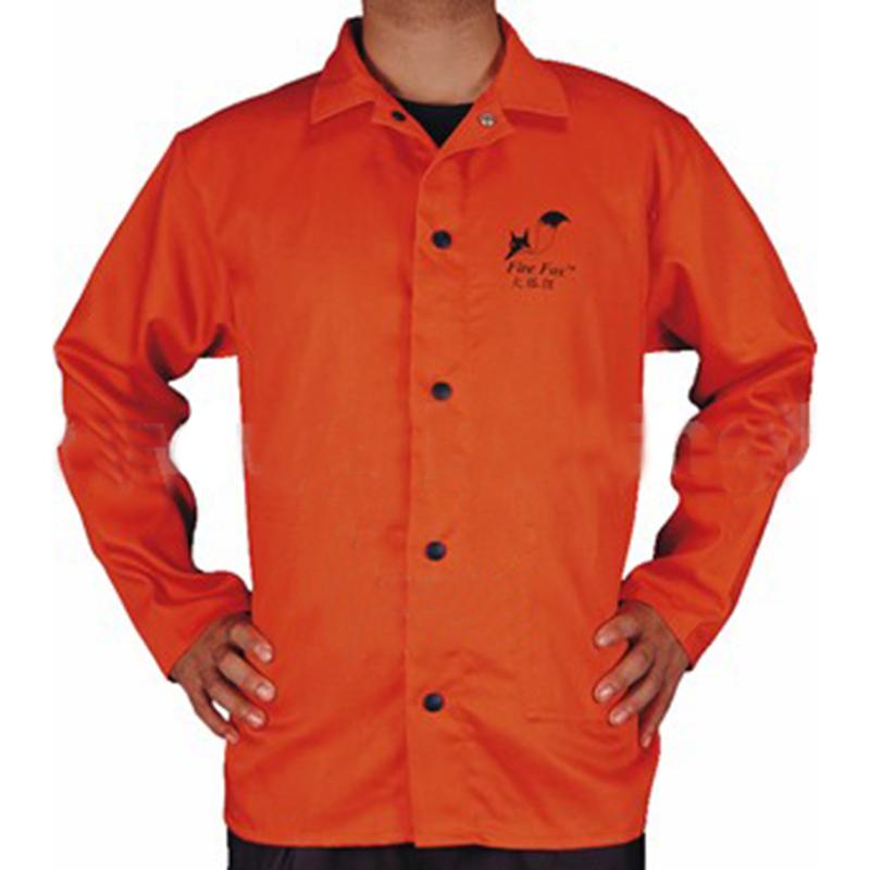威特仕 C33-6730 火狐狸橙色上身焊服
