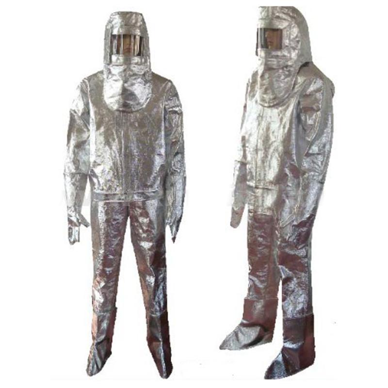 劳卫士LWS-004连体式铝箔衣