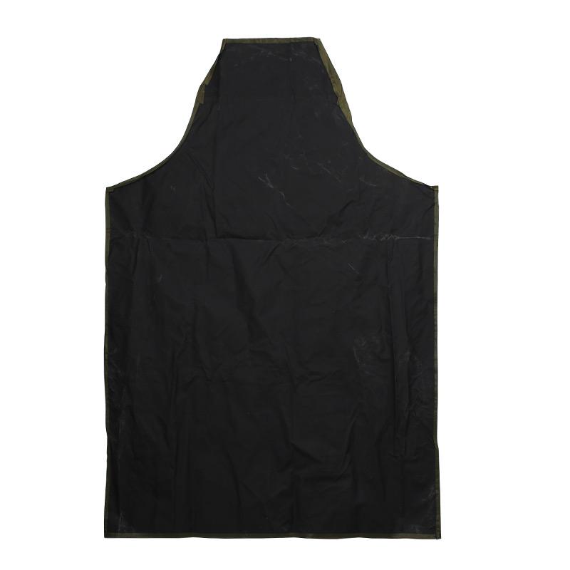 鲁龙绿单胶围裙(无绳)
