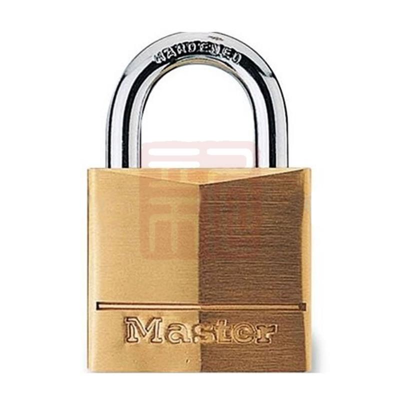 玛斯特 120MCND 黄铜挂锁封面