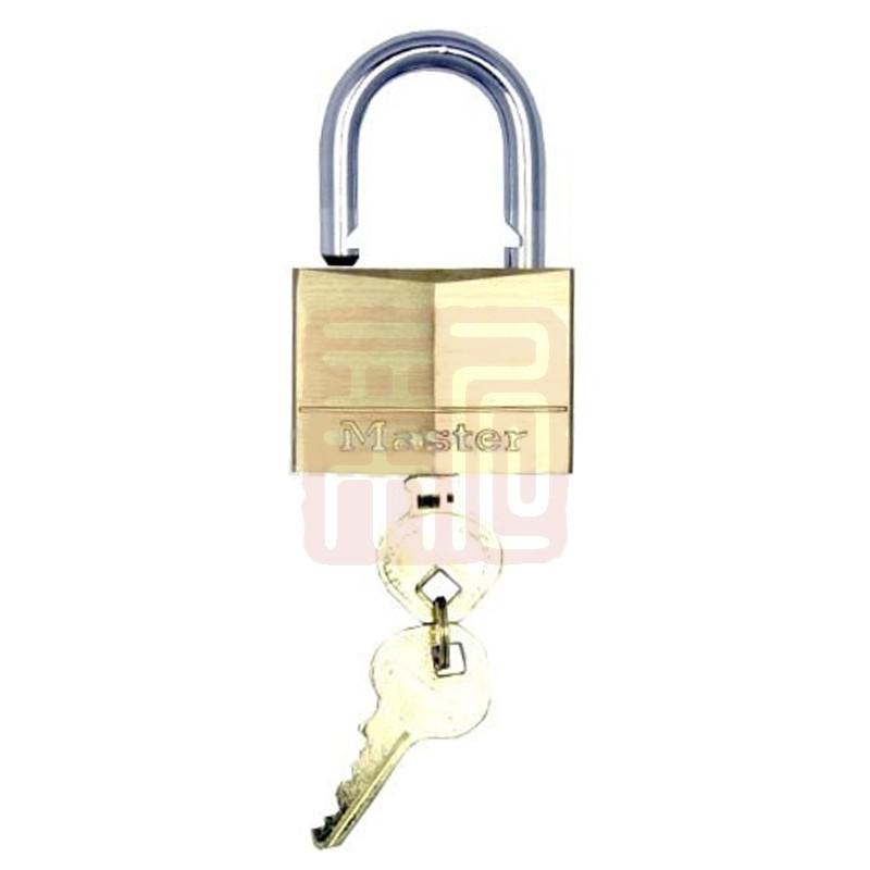 玛斯特 150MCND 实心黄铜挂锁封面