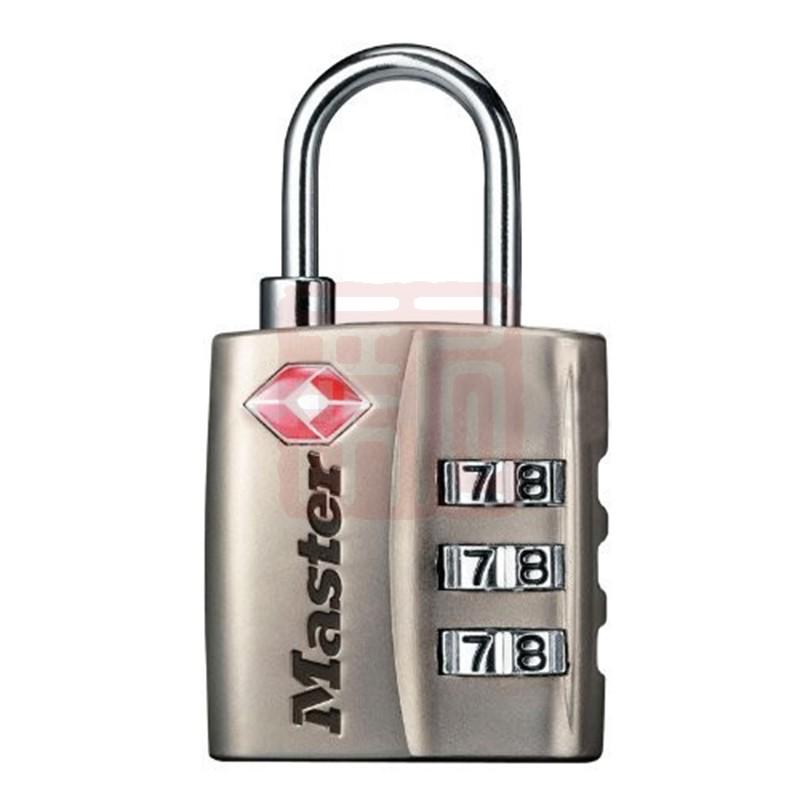 玛斯特 4680DNKL TSA系列密码锁封面