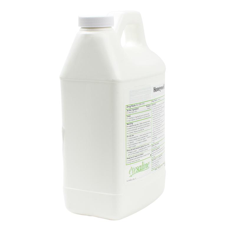 霍尼韦尔 32-000509-0000便携式紧急洗眼器浓缩洗眼液70盎司(2L)