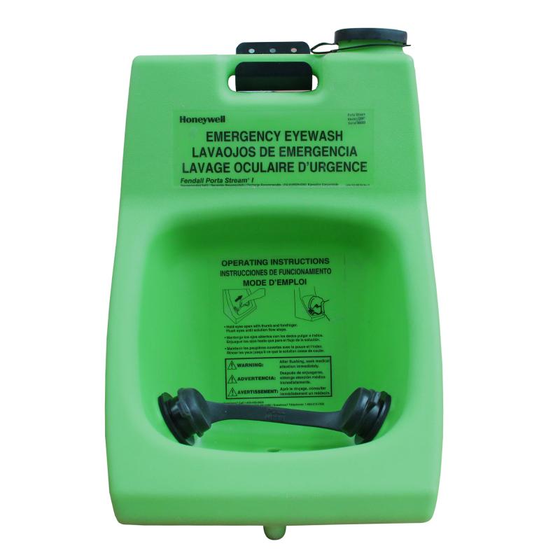 霍尼韦尔32-000100-0000便携洗眼器