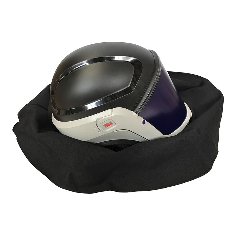 3M M-407 肩罩式硬头盔(阻燃密封衬)(M-400系列头盔)