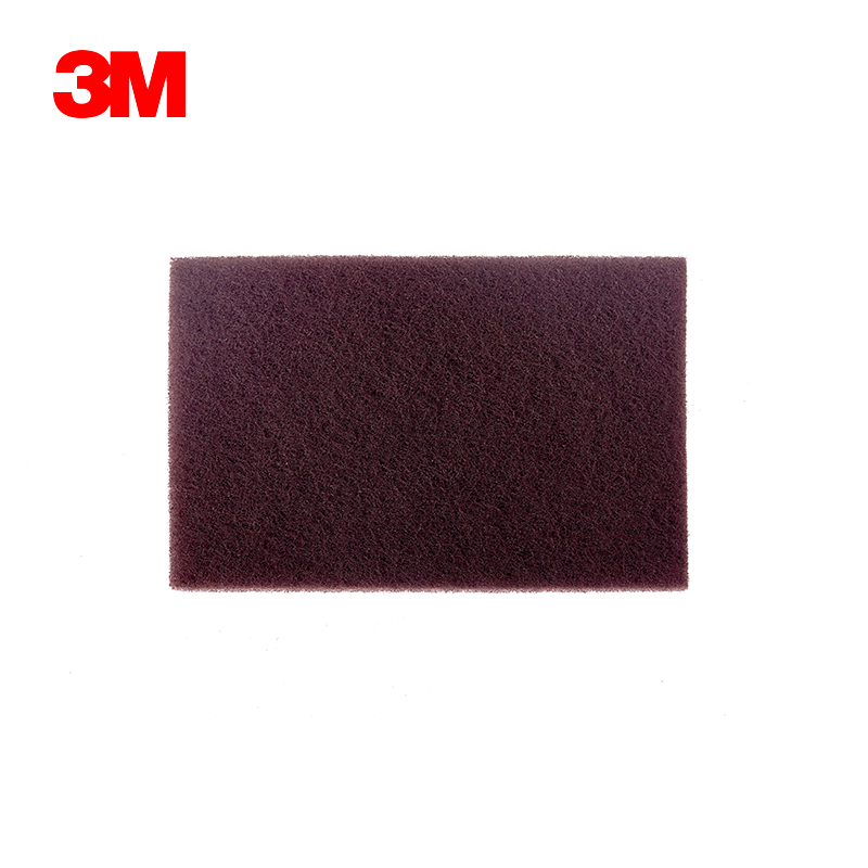 3M7467工业百洁布(6*9英寸)