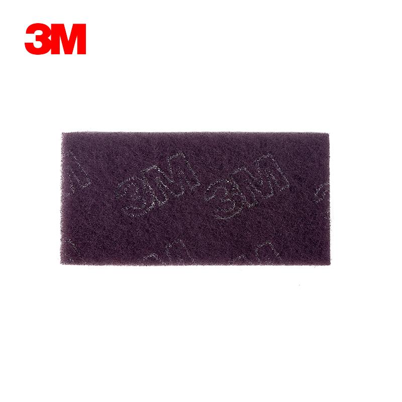 3M 7521C工业百洁布100*200mm
