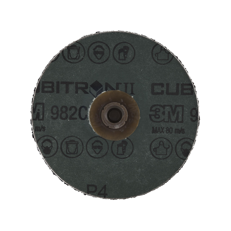 3M 60+982C 5 X 7/8 IN *500P钢纸磨片 圆孔