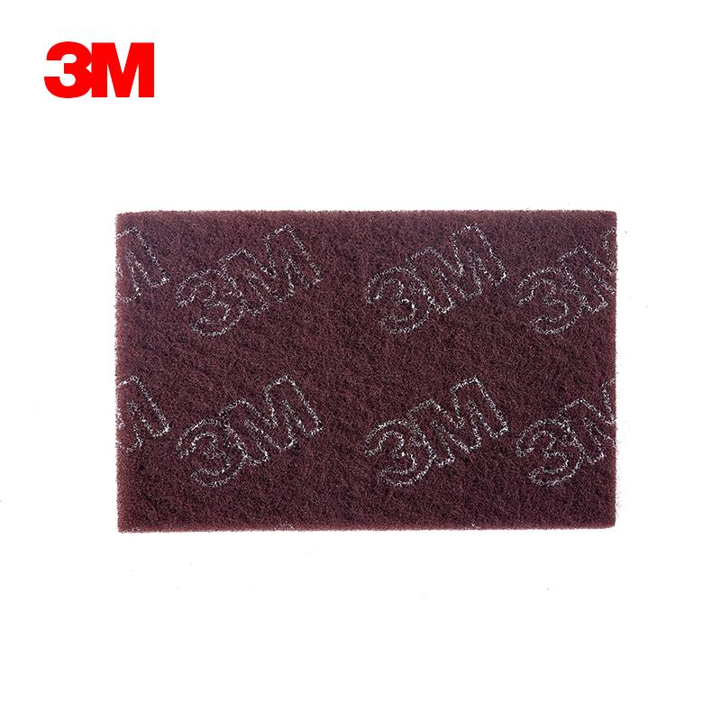 3M7467工业百洁布(5*8英寸)