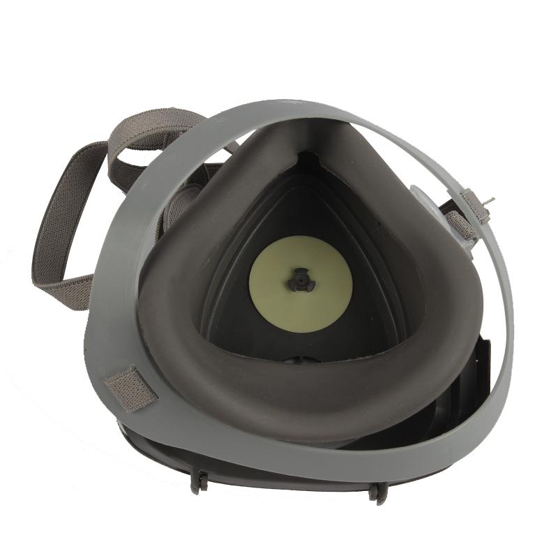 普达8005防尘口罩盒装(50片滤棉装)