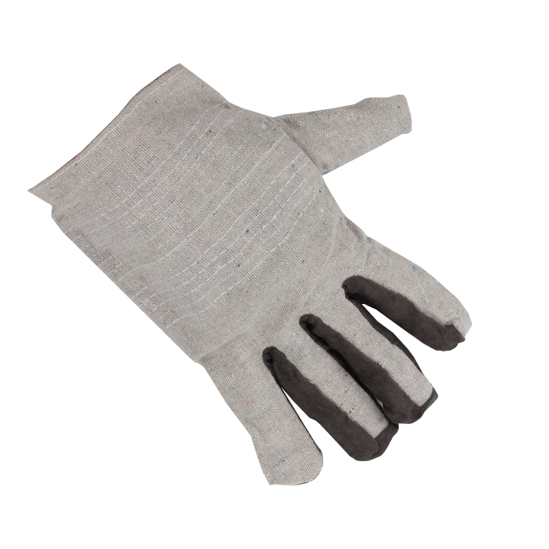2X1白帆布手套