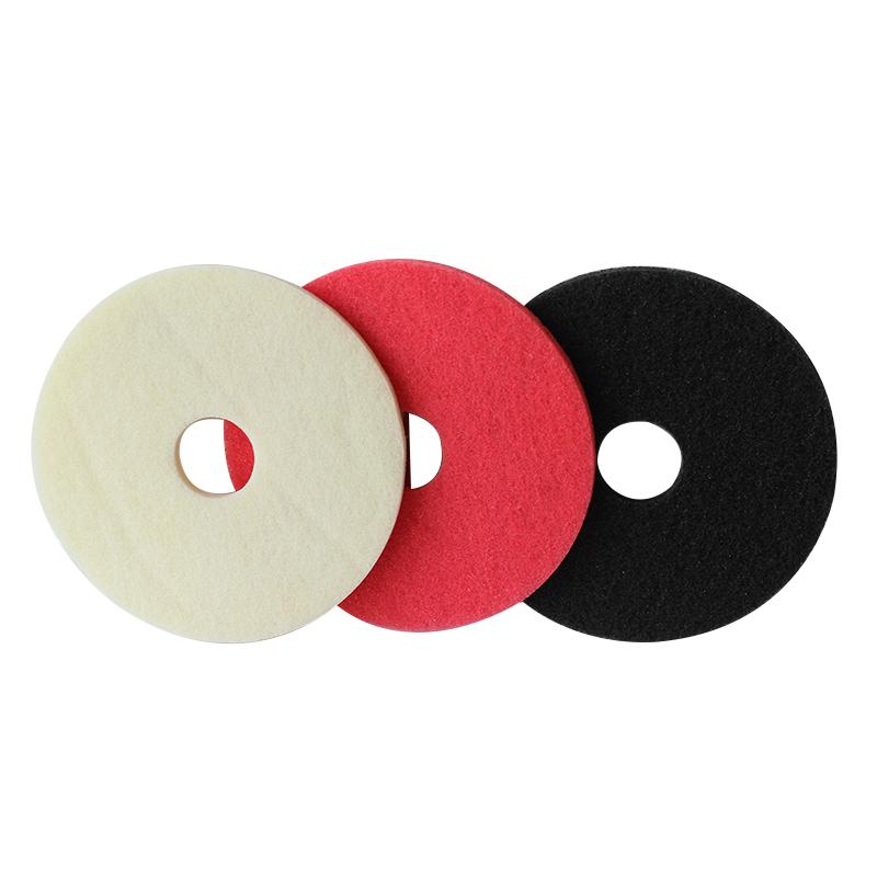 蝴蝶5100红色清洁垫 14寸