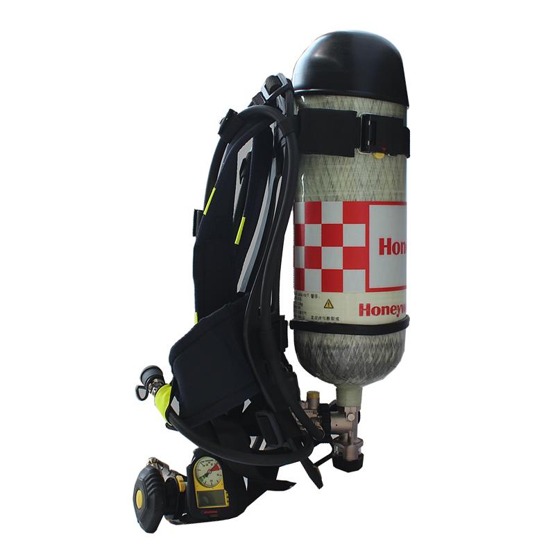 霍尼韦尔 SCBA805HT T8000他救呼吸器 PANO面罩/6.8L LUXFER气瓶含Pano压力平视